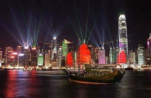 The Story Of Hong Kongs Iconic Aqua Luna Red Sail Junk Boats