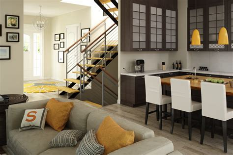 Home Interior Design Usa by Active House Interior Design Driven By Healthy Product
