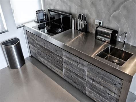 industriele keuken showroom industri 235 le keukens restylexl keukens met industri 235 le