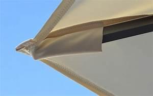 Toile De Parasol 8 Baleines : parasol cielo plus d port et excentr rotation 360 ~ Dailycaller-alerts.com Idées de Décoration