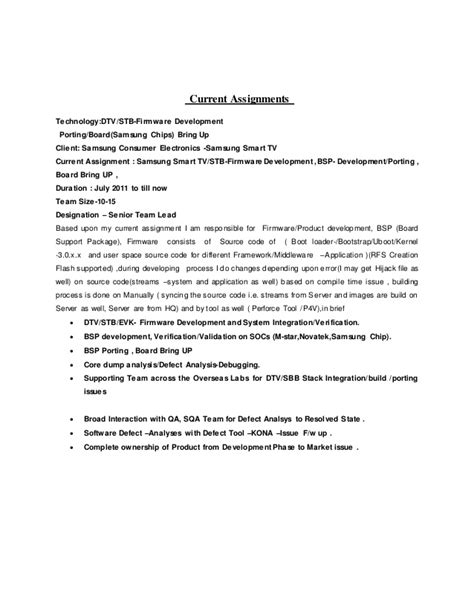 resume 9 yrs looking for new opportunity