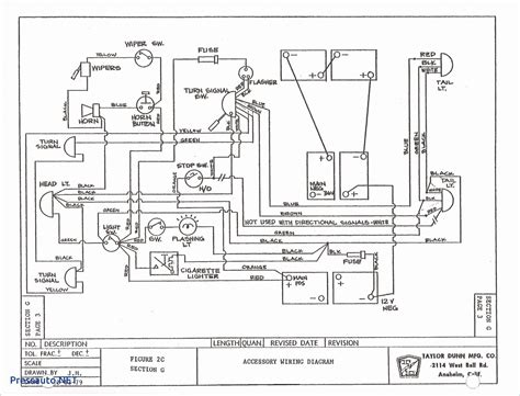 Dunn Wiring Harnes by Electric Golf Cart Wiring Harnes Wiring Diagram Database