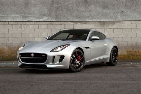 Jaguar F Type S by 2015 Jaguar F Type S Coupe Four Seasons Wrap Up