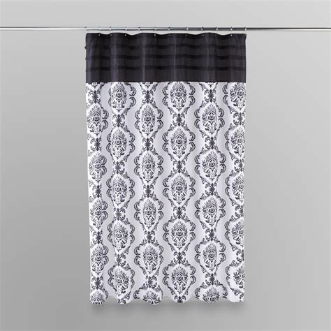 kmart black sheer curtains kmart shower curtains