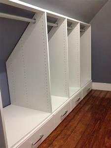 Meuble Pour Comble : meuble pour sous pente maison design ~ Edinachiropracticcenter.com Idées de Décoration