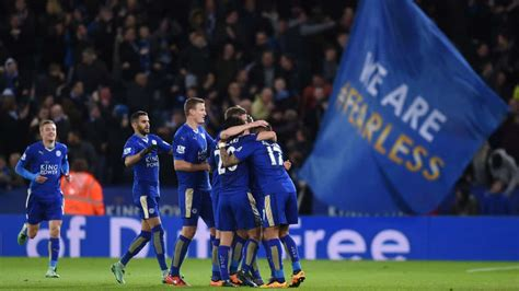 Leicester City are EPL champions