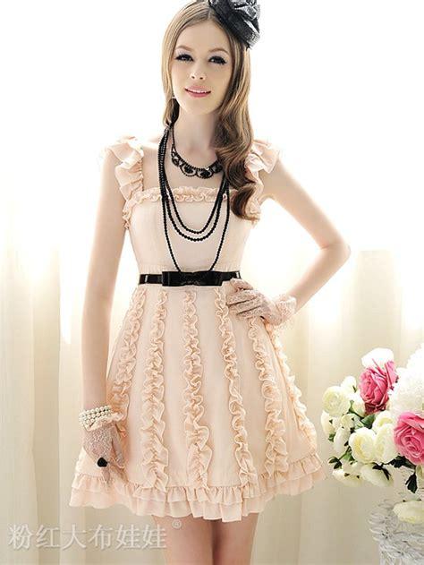 dress import korea dress import korea motif model terbaru jual murah