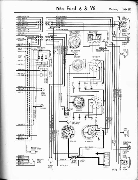 Alternator Wiring Ford Muscle Forums Cars