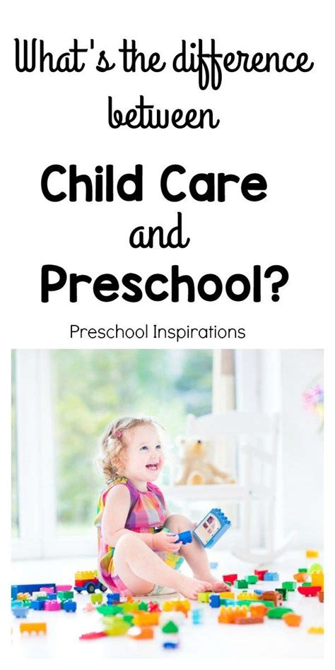 what s the difference between child care and preschool 784 | 663336aae5b91d3298cdd564ce6e0ccc