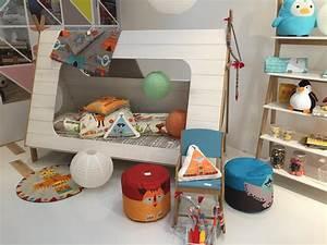 Chambre Enfant Alinea : lit tipi alin a ~ Teatrodelosmanantiales.com Idées de Décoration