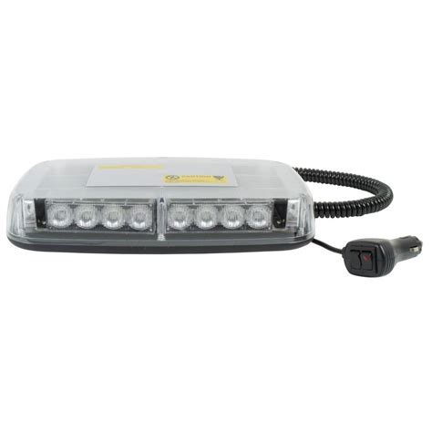 commercial electric 3 ft white led shop light bar