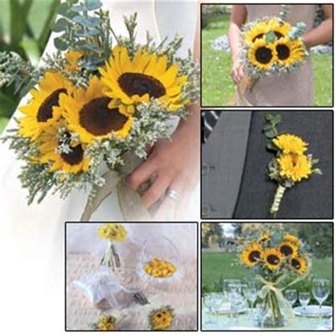 hawaiian island wedding planners sunflower wedding theme