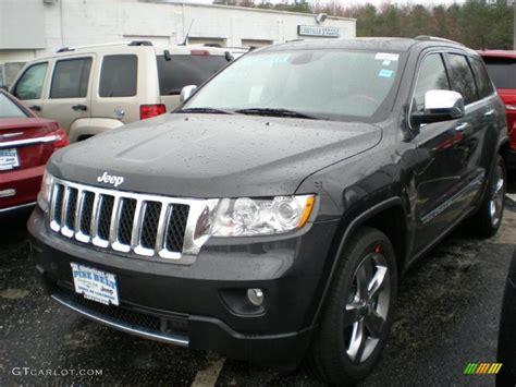 charcoal jeep grand cherokee 2011 dark charcoal pearl jeep grand cherokee overland 4x4