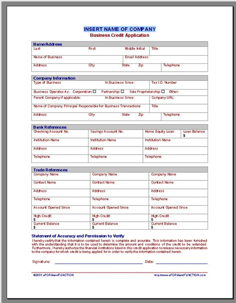 Application Form Html Template