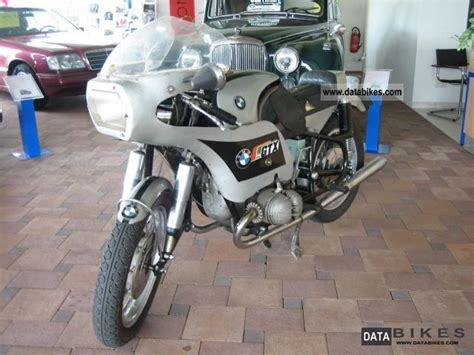 Bike Remodeling Photos by 1958 Bmw R50 Race Remodeling Unrestored