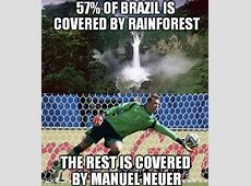Brazil 17 Germany The funniest memes the internet has to