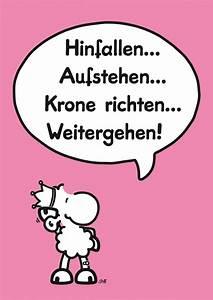 Spruch Krone Richten : krone richten sheepworld echte postkarten online versenden ~ Markanthonyermac.com Haus und Dekorationen