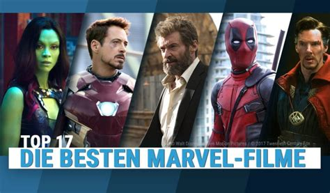 Top 17 Die Besten Marvelfilme 4001reviews