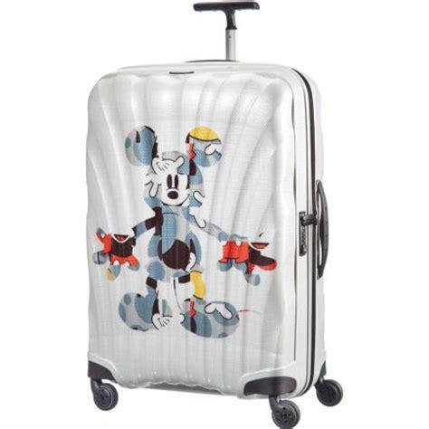 housse de valise samsonite samsonite valise rigide cosmolite spinner 75 cm mickey