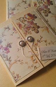 1000 ideas about handmade wedding invitations on With handmade wedding invitations by clare