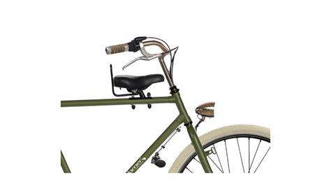 siege velo avant decathlon selle enfant avant vélo avec porte bagage avant