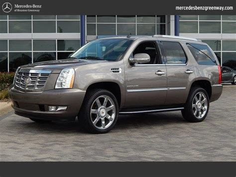 Cadillacs For Sale In Houston by Used Cadillac Escalade For Sale Houston Tx Cargurus