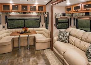 Luxury Fifth Wheel Rv Front Living Room by Durango 1500 D259rdd Lightweight Luxury Fifth Wheel K Z Rv