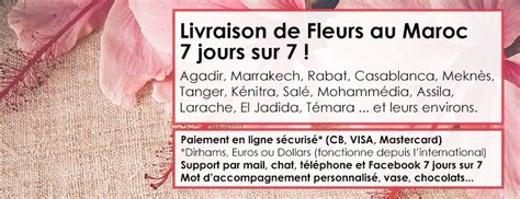 hijra puis service de livraison de fleurs au maroc katib 238 n fr
