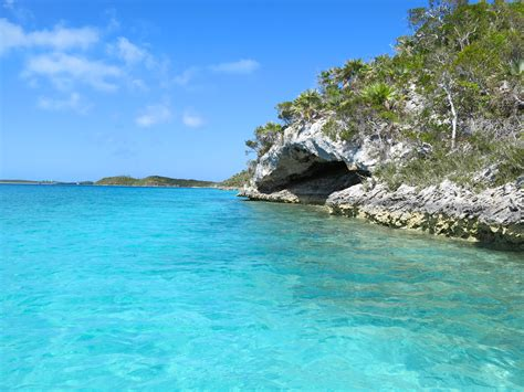 Looking For Drug Runners In Norman's Cay, Bahamas
