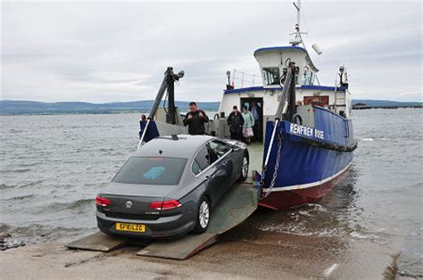 Cromarty Ferry Feature Page on Undiscovered Scotland