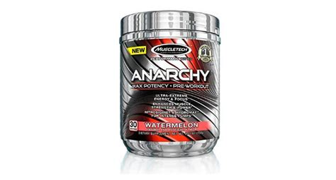 muscletech s anarchy supplement reviews muscle builder