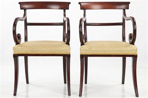 antique regency chairs antique furniture