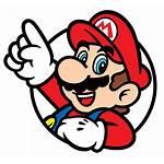 Mario Bros Icon Google Paper Bubble Folder