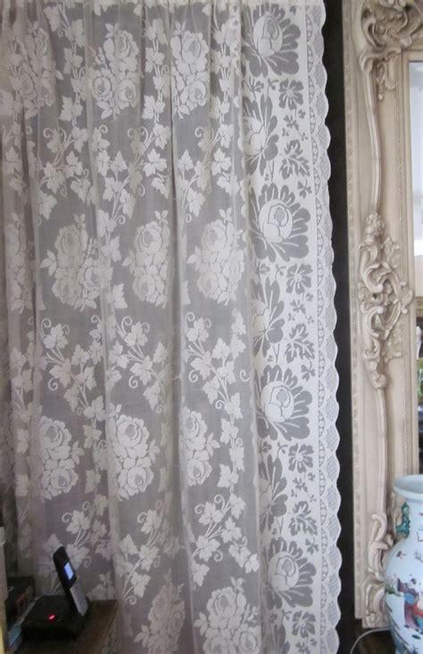 cotton lace curtains panels home design ideas