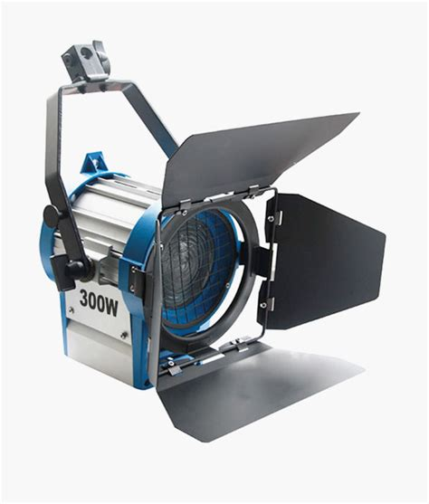 arri 300w fresnel for rent at equipment hire ireland