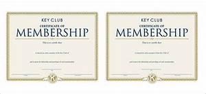 23  Membership Certificate Templates