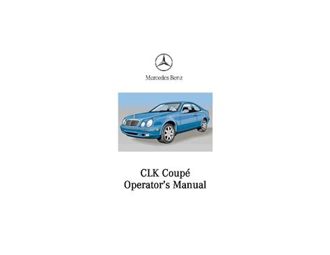 car manuals free online 2001 mercedes benz clk class electronic toll collection 2001 mercedes benz clk 320 owners manual just give me the damn manual