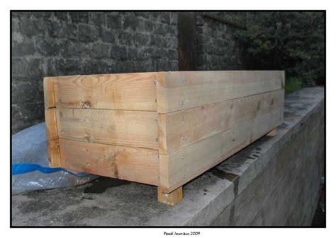 comment construire un bac a fleur en bois la r 233 ponse est sur admicile fr