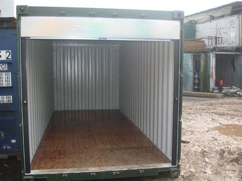 20ft Shipping Containers from 1st Containers