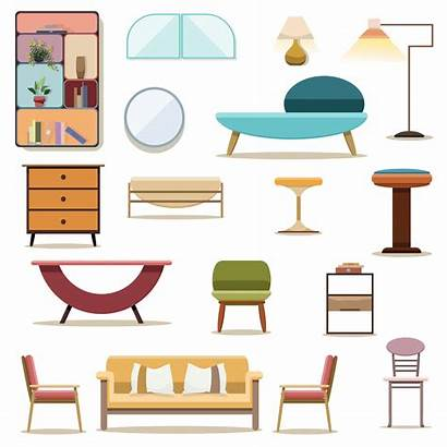Living Furniture Vector Decoration Clipart Vecteezy Graphics