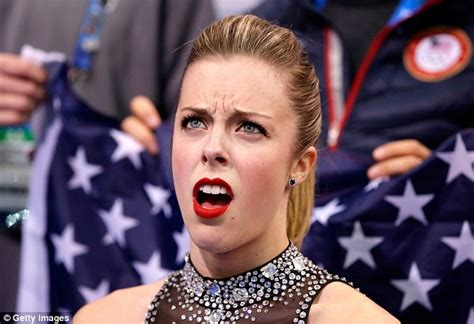 Ashley Wagner Meme - levelling the rink judging in figure skating