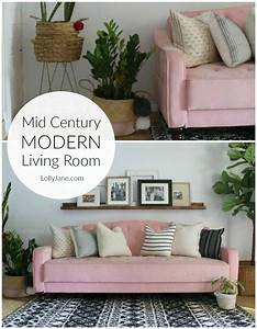Wow, Such, A, Fun, Mid, Century, Modern, Living, Room, With, Fun, Home, Decor, Accessories, Wait, U0026, 39, Ll, You