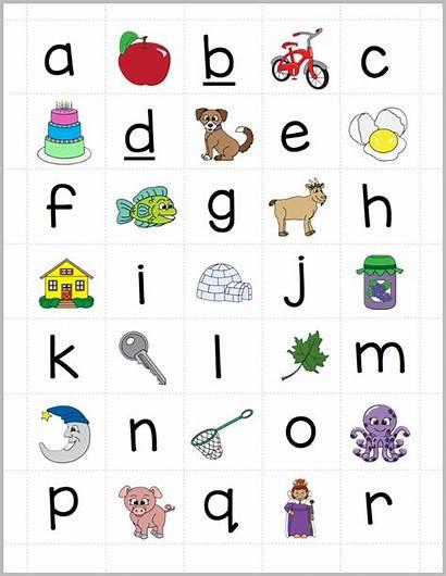 Alphabet Memory Christmas Diy Letter Letters Printable