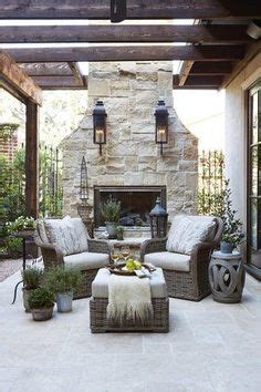 Country Loggias by 742 Best Outdoor Fireplace Pictures Images On In