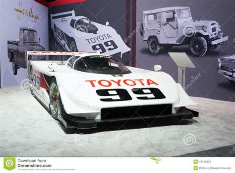 Eagle Sport City Toyota by Toyota Imsa Gtp Eagle Mkiii Sports Prototype On Display