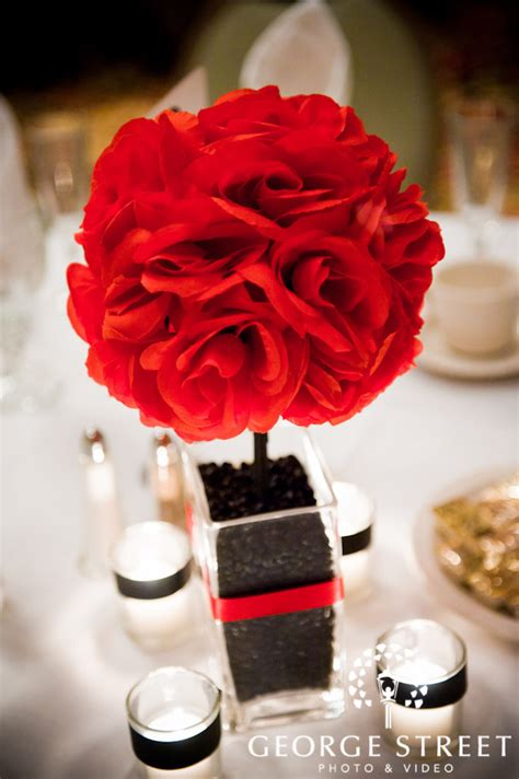 inspiration simple centerpieces george street photo video