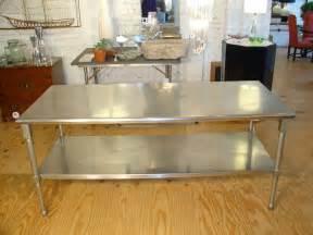 range in kitchen island duparquet range company stainless steel kitchen island at 1stdibs