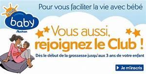 Carte De Fidelité Auchan Fr Activer : club baby auchan cadeaux et trousse de naissance gratuite ~ Dailycaller-alerts.com Idées de Décoration