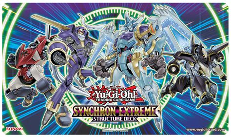 Yugioh Synchro Structure Deck Release Date by In Each Synchron Structure Deck Launch Event