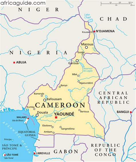 Cameroon Travel Guide and Country Information